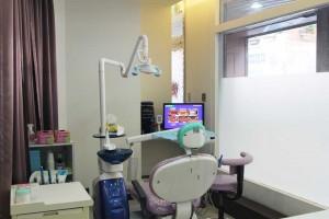 獨立看診空間,提供乾淨,隱秘,輕鬆的環境